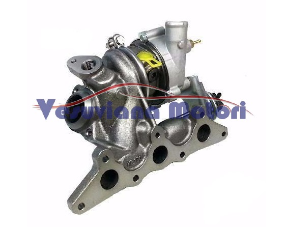 Turbocompressore Turbina Turbo Rigenerato Smart 700