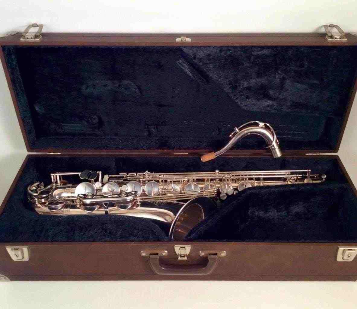 Selmer sassofono tenore, anno 1977 mark VII