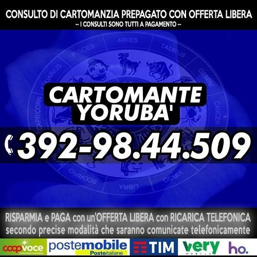 CARTOMANTE YORUBA' - Ogni domanda esige una risposta onesta!