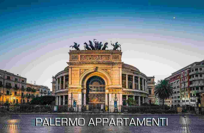 Palermo città appartamenti