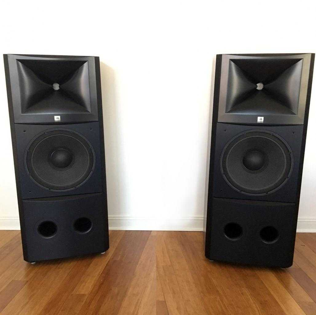 JBL M2 Master Reference Altoparlanti / monitor da studio