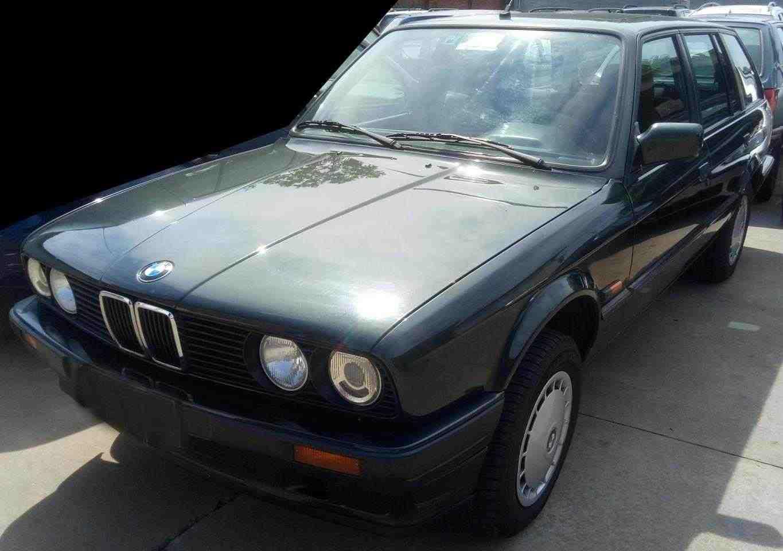 Pezzi BMW 318i Touring E30 184E1