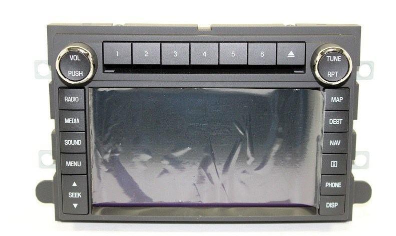 STOCK FACTORY OEM FORD® F-150 TRUCK CD DVD GPS SYNC 1 RADIO UPGRADE NAVIGAZIONE! INTRODUZIONE