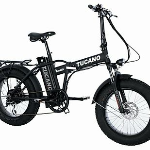 FAT BIKE ELETTRICA TUCANO