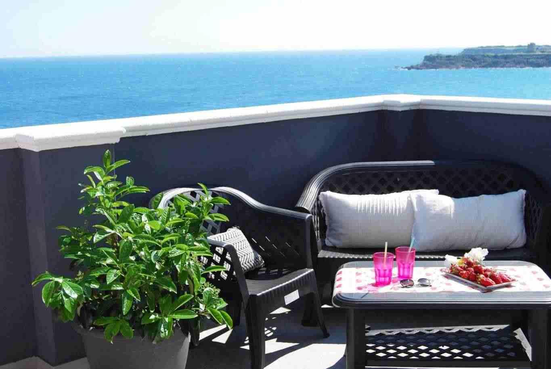 Bilocale con splendida vista mare - Vacanze Capo Rizzuto