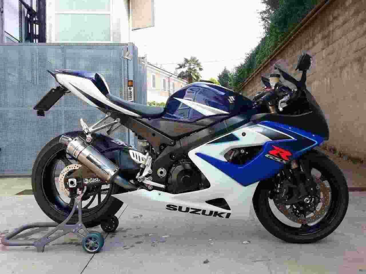 Vendo bellissima GSX-R 1000