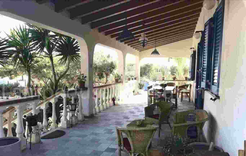 Lampedusa case vacanze - Villa indipendente vista mare affitto