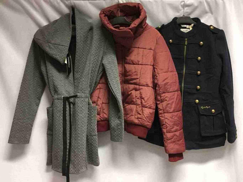 Stock giacconi assortito autunno-inverno