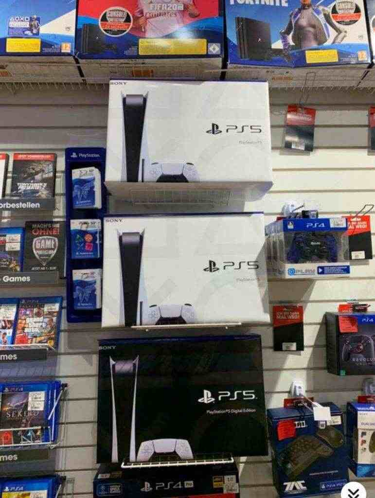 CONSOLLE PLAYSTATION 5