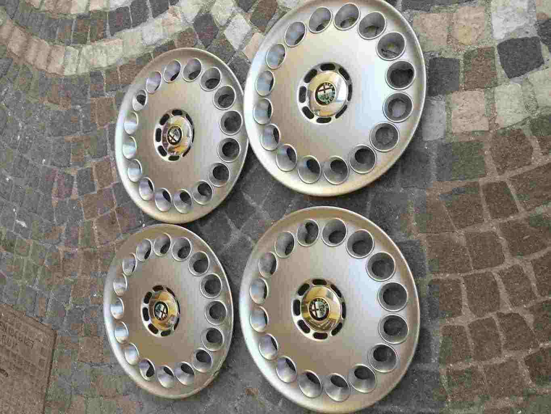 Coprimozzi Alfa Romeo