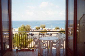 Tortora, appartamento a m 50 dal mare