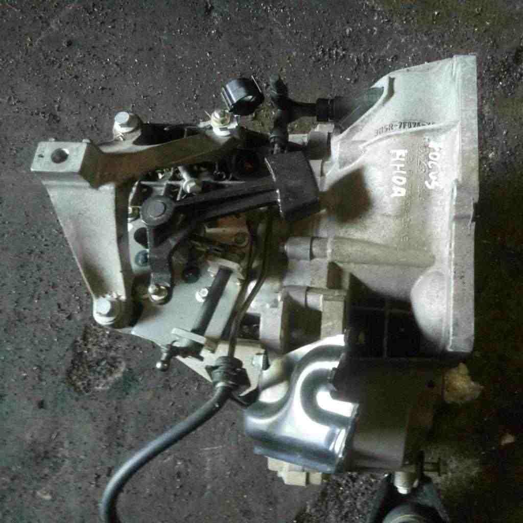 Cambio Ford Focus 1600 TDCI anno 07 3M5R-7F096-YF