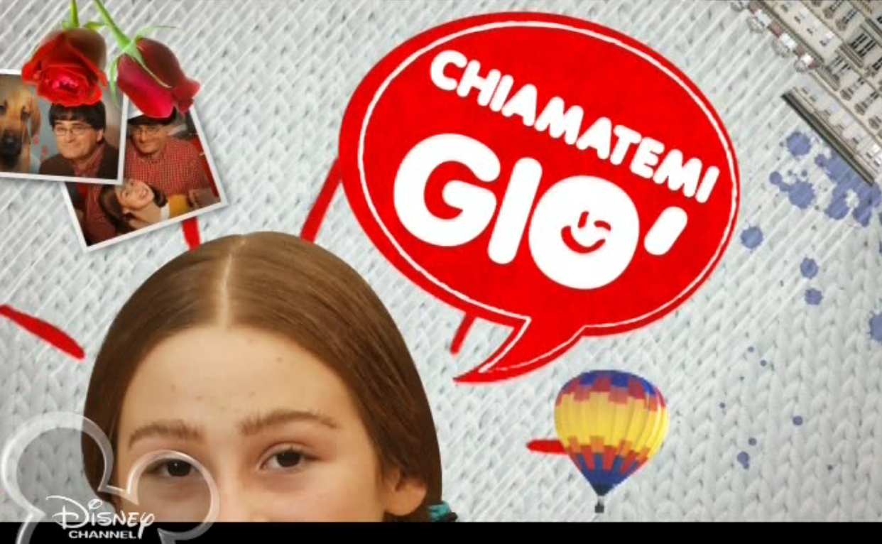 CHIAMATEMI GIO' IN DVD
