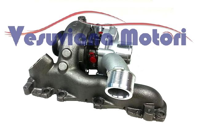 Turbocompressore Rigenerato Fiat Croma II 1.9 JTD
