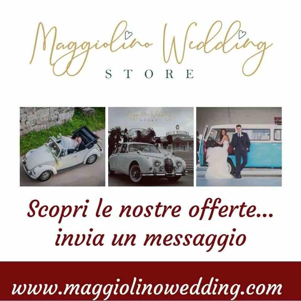 Noleggio Per matrimonio eventi e cerimonie Auto Salerno