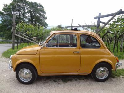 Autovettura FIAT 500 L