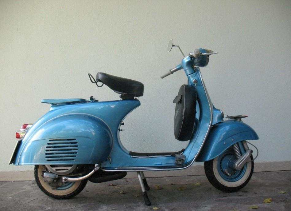 Vespa 150 1961 restaurata