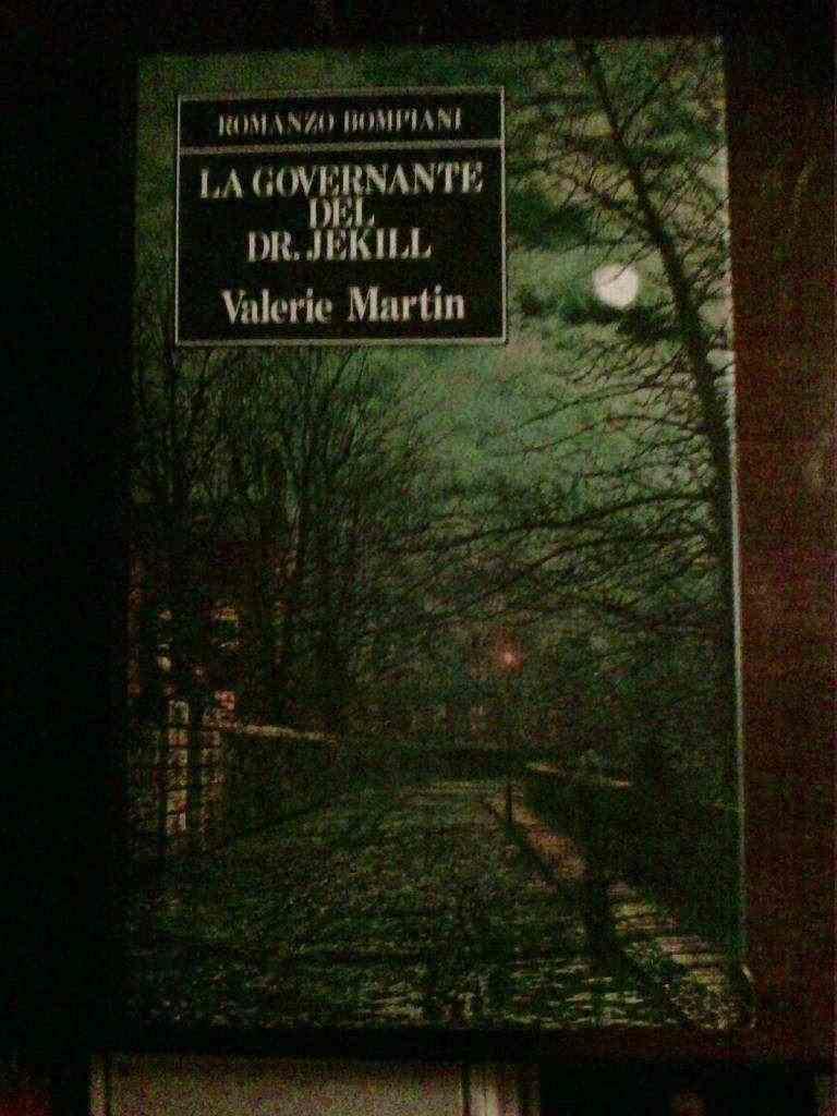 Valerie Martin - La governante del Dr Jekill