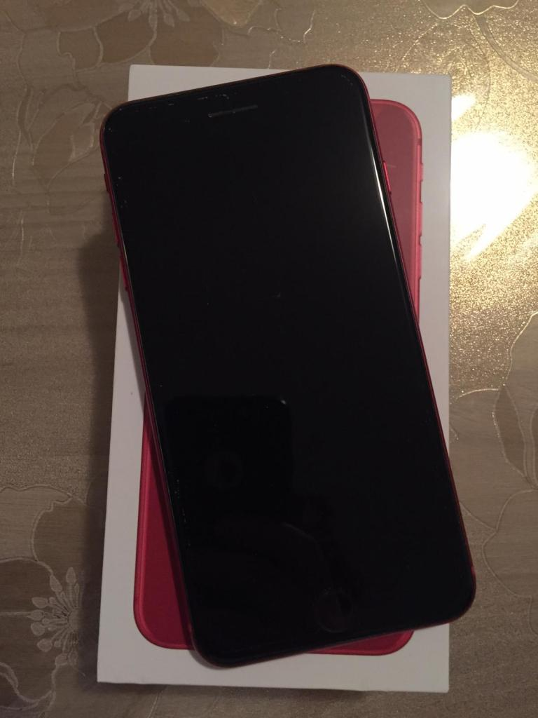 IPHONE 8plus 64GB RED Edition