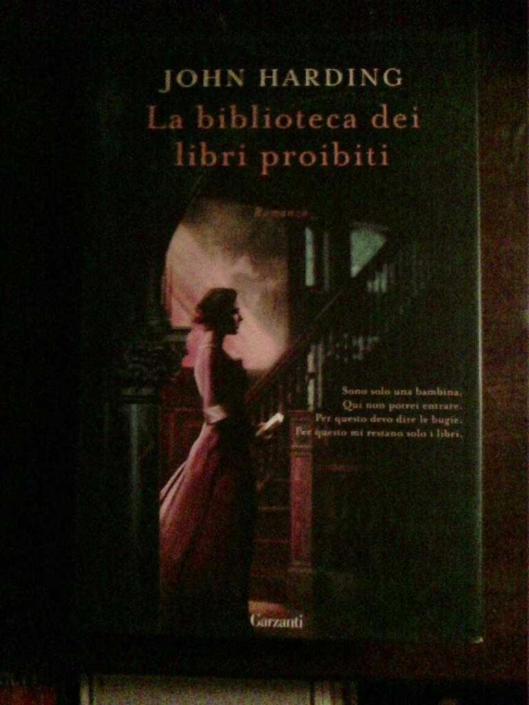 John Harding - La biblioteca dei libri proibiti