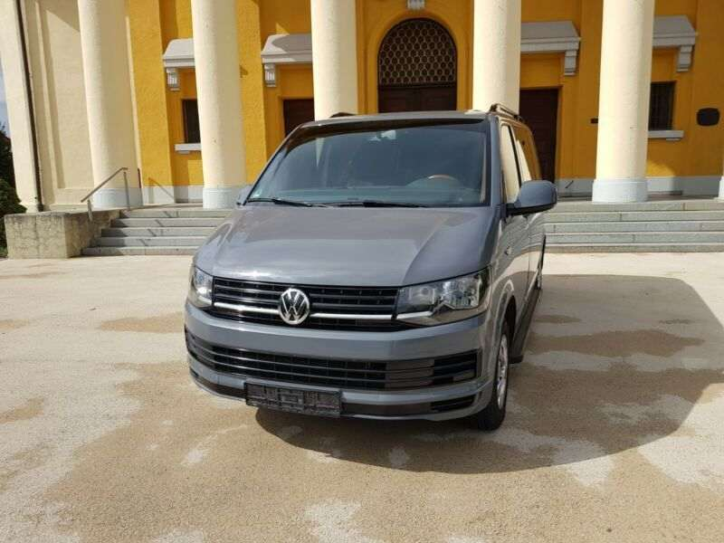 2018 Volkswagen Multivan DSG