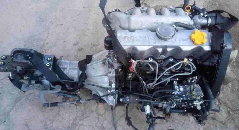 Motore Nissan Vanette / Serena 2300 D LD23