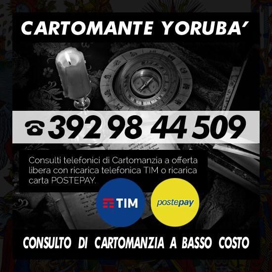 Cartomanzia a offerta libera - Consulti telefonici a basso costo