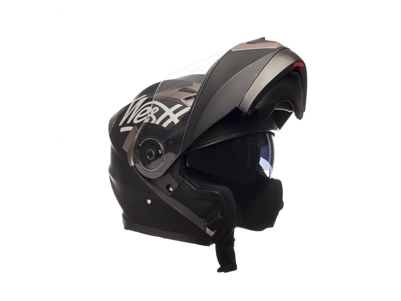 Sconto del 50% sul casco da moto Westt