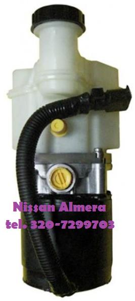 491107211R Nissan Almera pompa servosterzo idroguida elettrica
