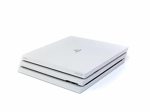 Sony ps4 pro console 1tb Bianco + nuovi controller-console di gioco-PLAYSTATION 4