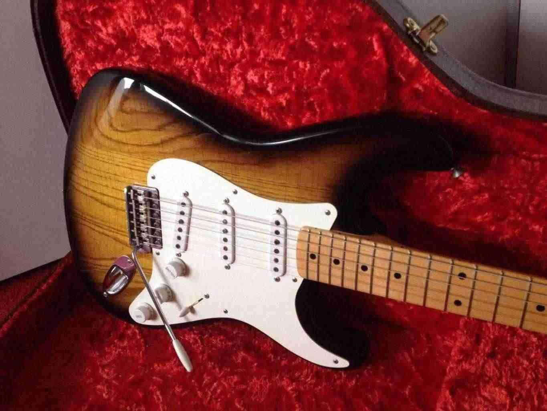 Fender Stratocaster 50 Anniversario, Art Esparza