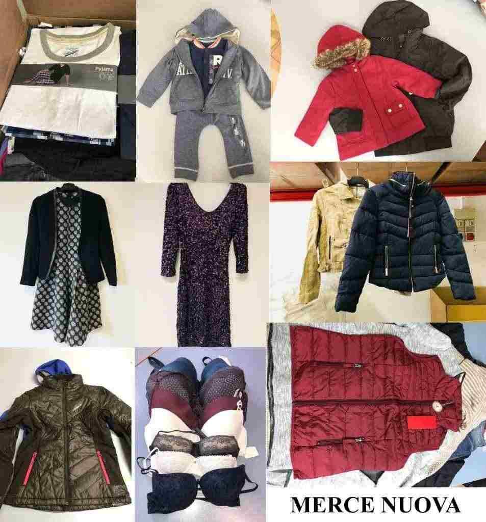 Stock abbigliamento autunno/inverno