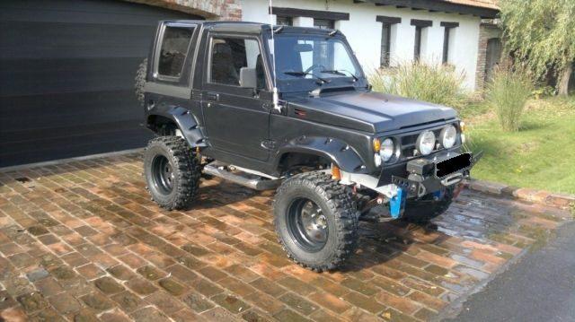 Suzuki SJ Samurai 1990 2800