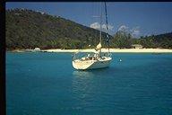 Al caldo in barca a vela per il Mar dei Caraibi
