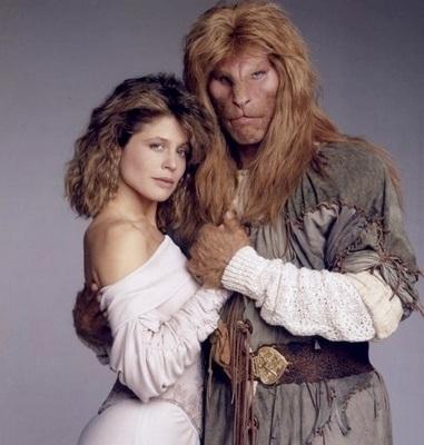 La bella e la bestia serie tv completa anni 80 - Linda Hamilton