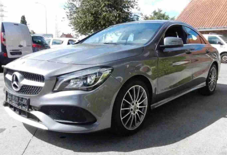 Mercedes CLA 200 d EDITION grigio