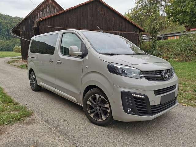 2019 Opel Zafira Life M Tourer