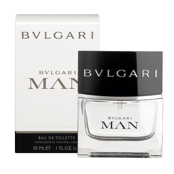 BULGARI MAN EAU DE TOILETTE 30 ML FOR MAN PROFUMO UOMO NUOVO SIGILLATO