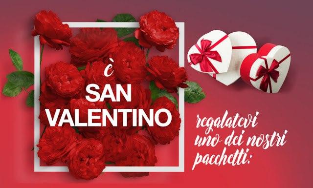 OFFERTA SAN VALENTINO 2018 - Valentine is Magic a Selvino