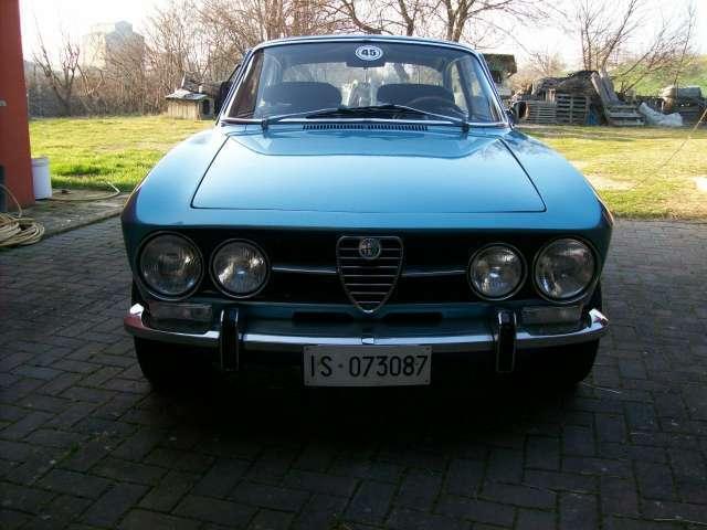 Alfa Romeo giulia giulia giulia