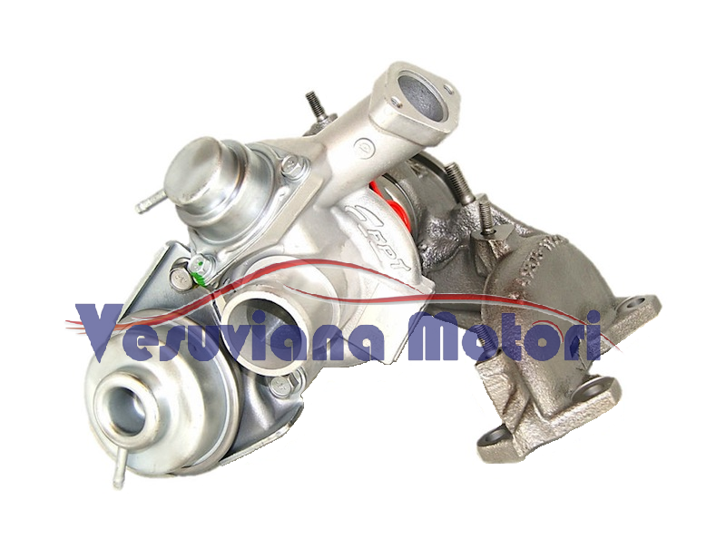 Turbocompressore Rigenerato Fiat 500 TwinAir