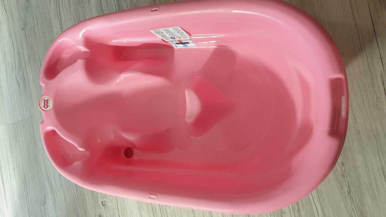 Vendo vaschetta per bagnetto Okbaby colore Rosa