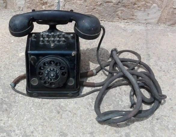 VECCHIO TELEFONO ITALIANO