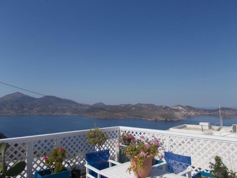 Grecia Cicladi isola di milos affittasi appartamento