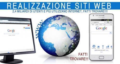 Realizzazione siti web, software, applicazioni