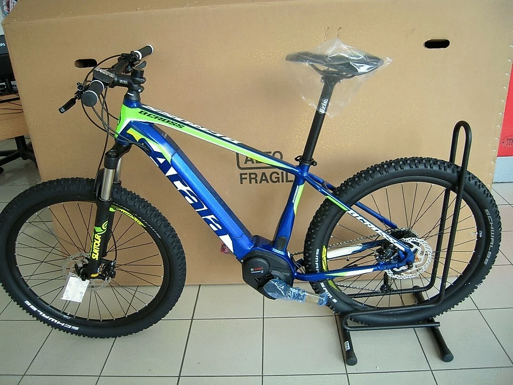 bici elettrica  Atala