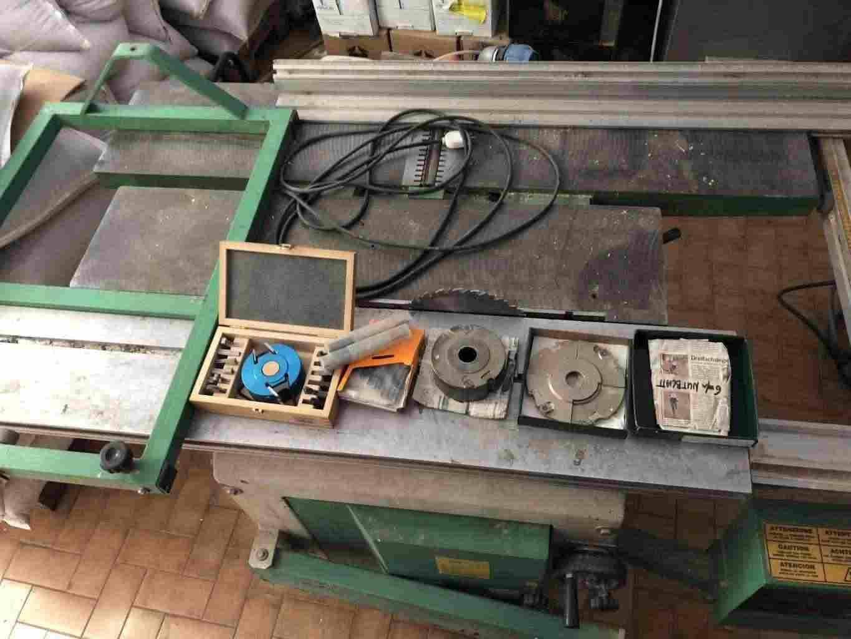combinata per lavorazione legno SICAR BRAVISSIMA 300