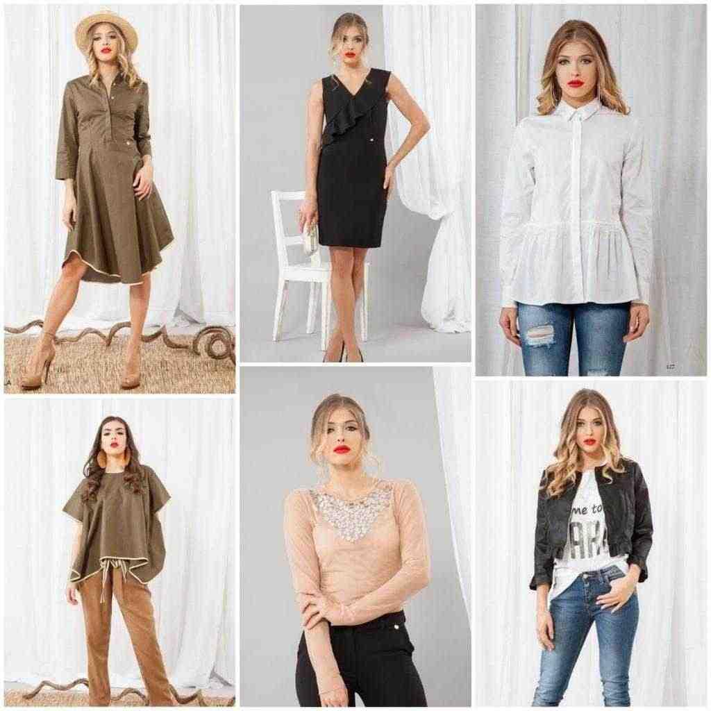 Abbigliamento Donna MiVite.
