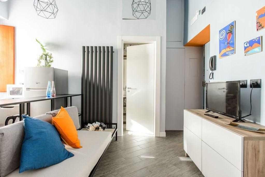 Appartamento ammobiliato a Napoli 31m²