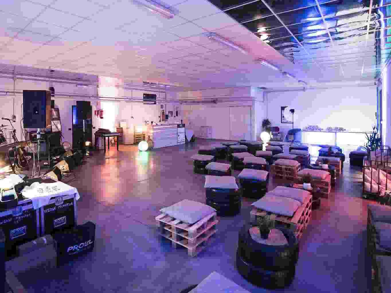 Sala per Eventi a Foligno   Spazio Argilla